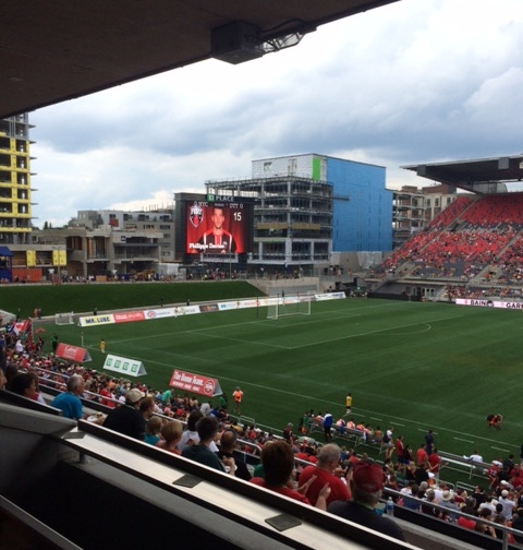 TD Place_-_Davies_Announcement