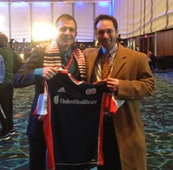 Tyler and Justin at SuperDraft for website