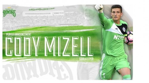 Signing: Tampa Bay Rowdies Sign GK Cody Mizell
