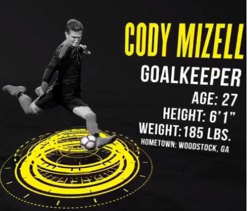 Signing: Cody Mizell Joins New Mexico United